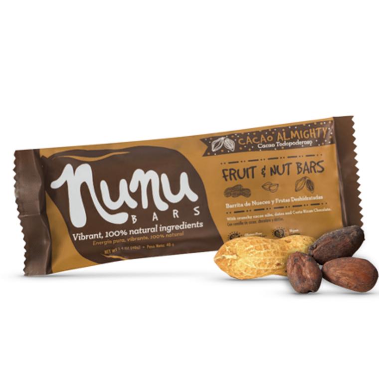 Nunu Bar Cacao Almighty