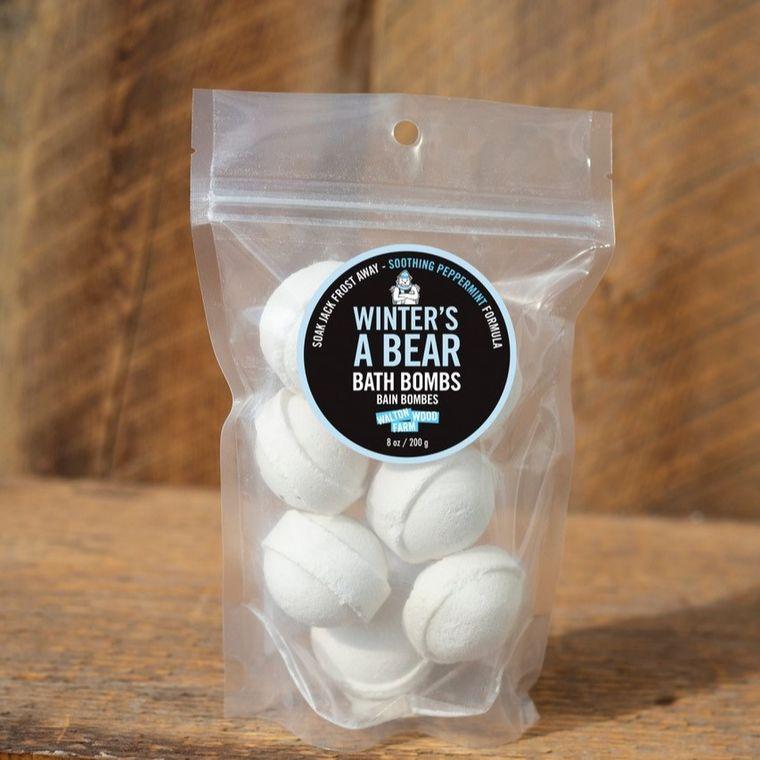 Winters A Bear Bath Bombs 8 oz
