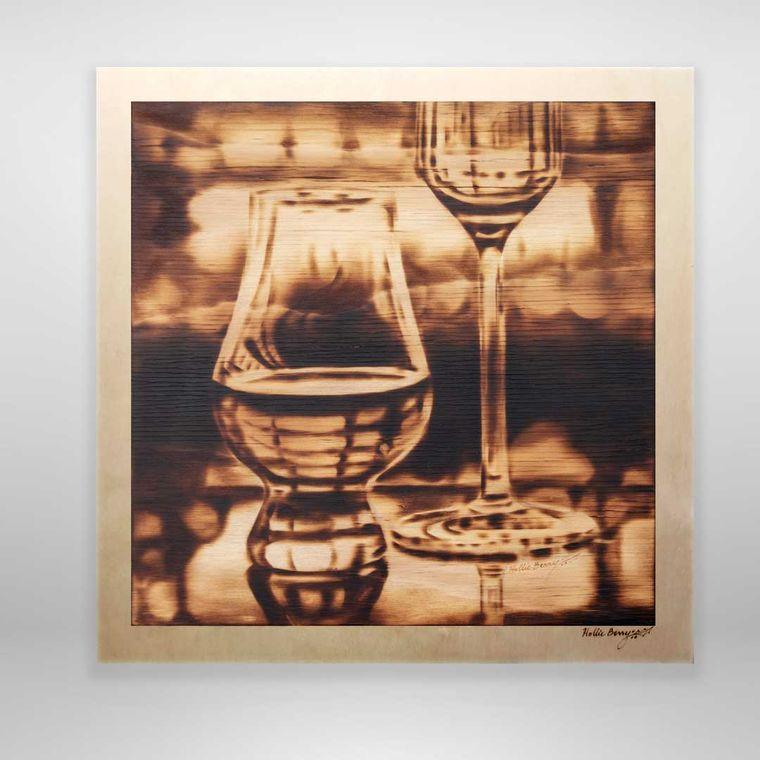 Whiskey Neat (glassware, medium)