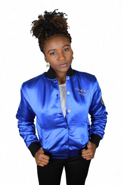 Travel Pack Jacket- Royal Blue