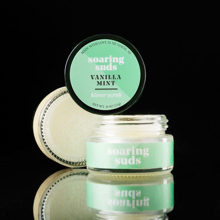 Vanilla Mint Kisser Scrub