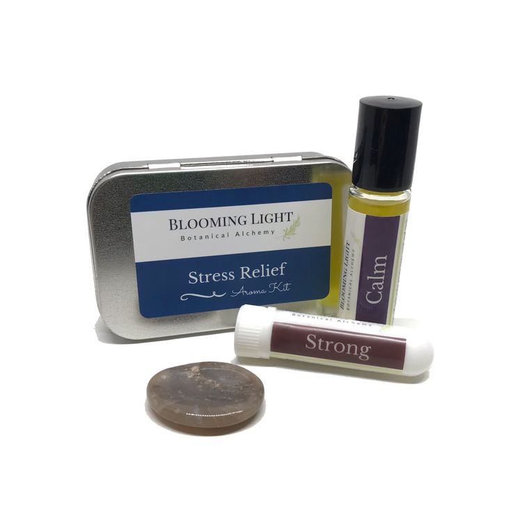 Stress Relief Aroma Kit