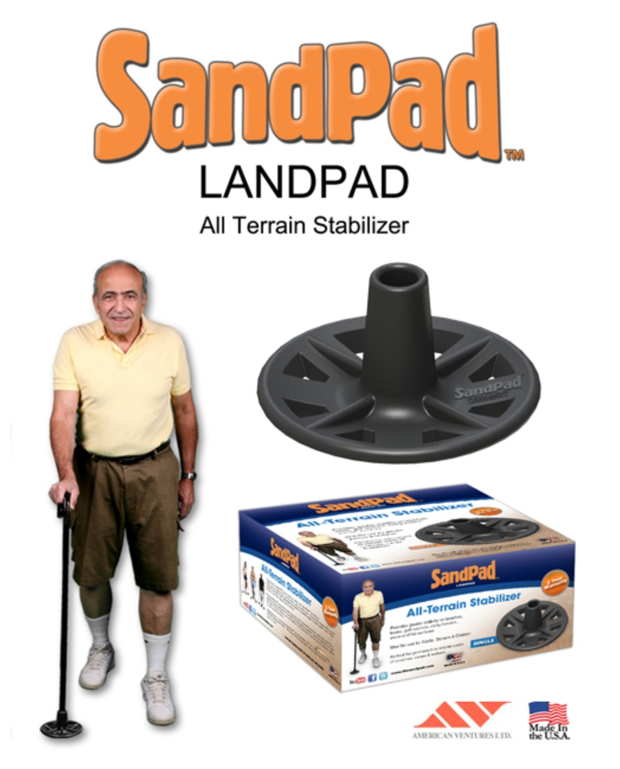 The SandPad™ Single
