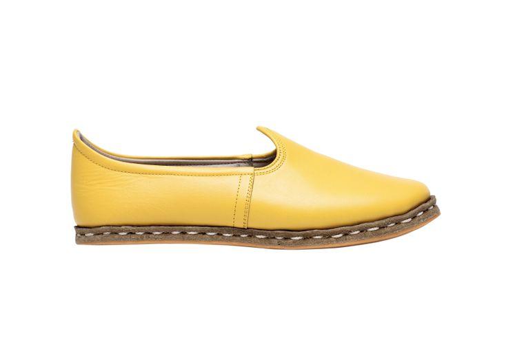 Handmade Slip On Shoes