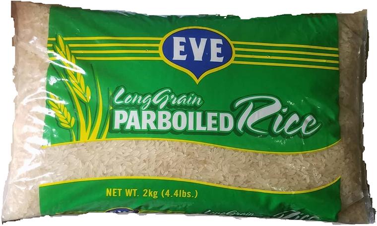 Eve Long Grain Parboiled Rice