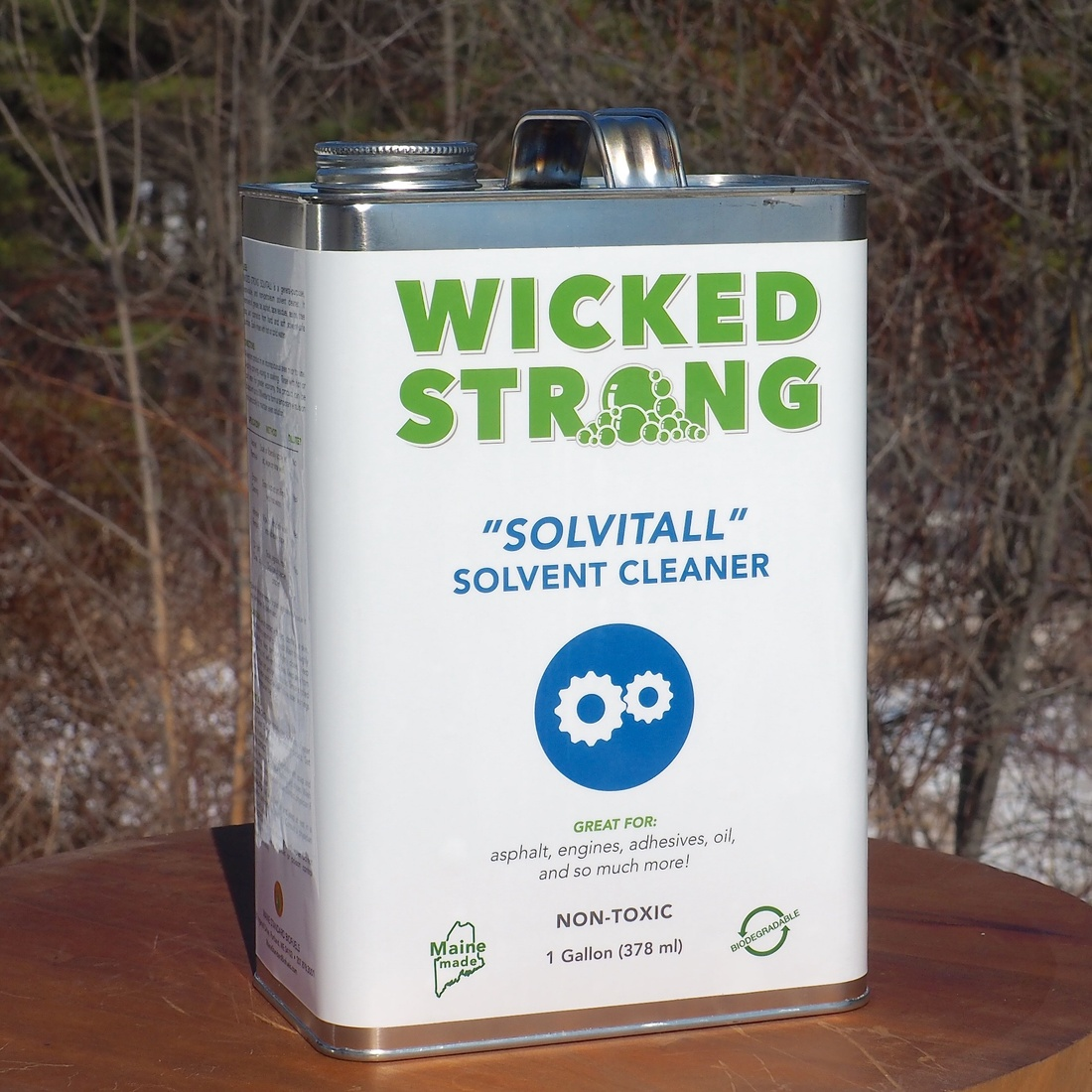 Wicked Strong Solvital