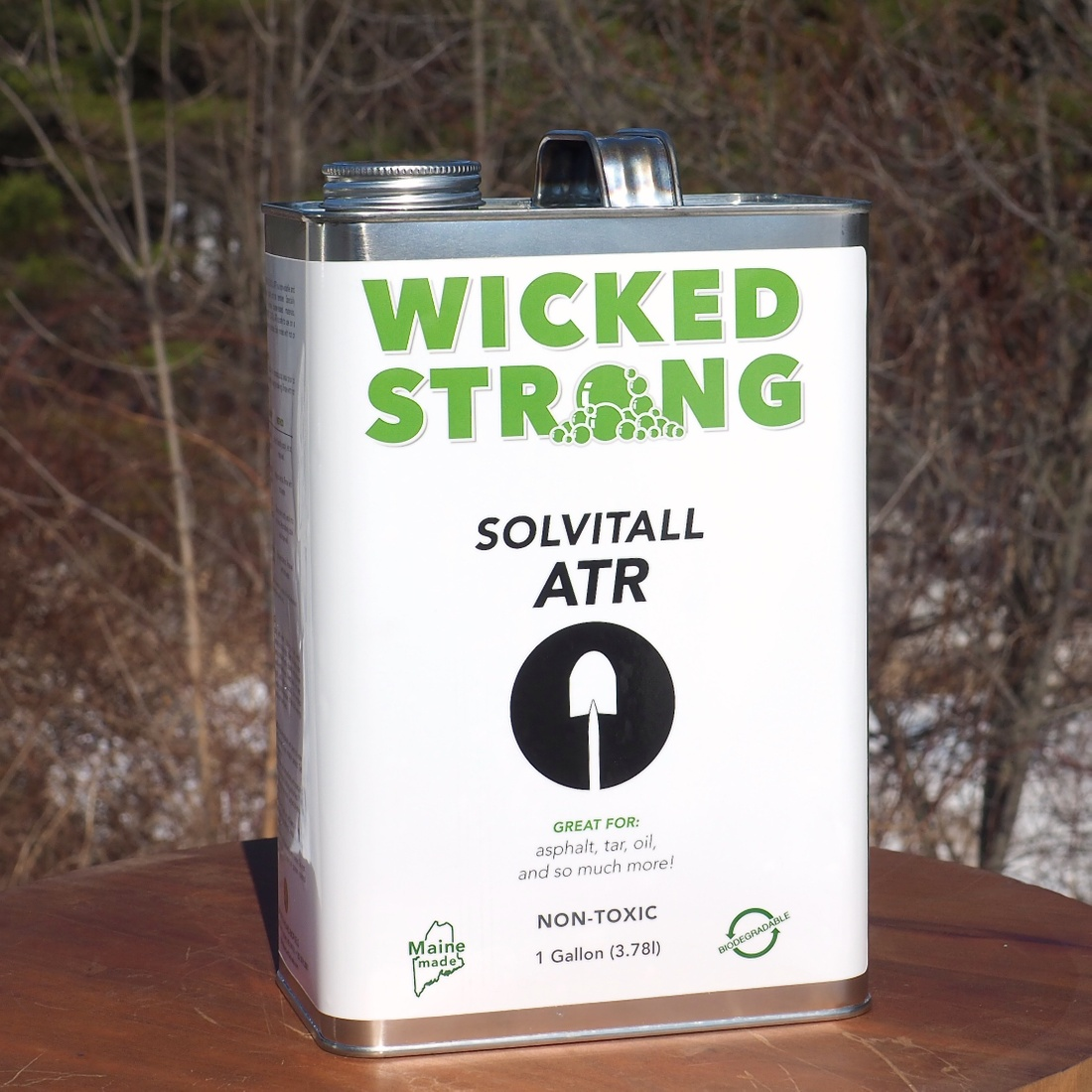 Wicked Strong Solvitall ATR