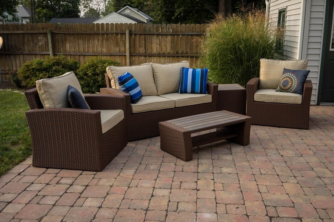Vida Outdoor Kayo 5 Piece Set