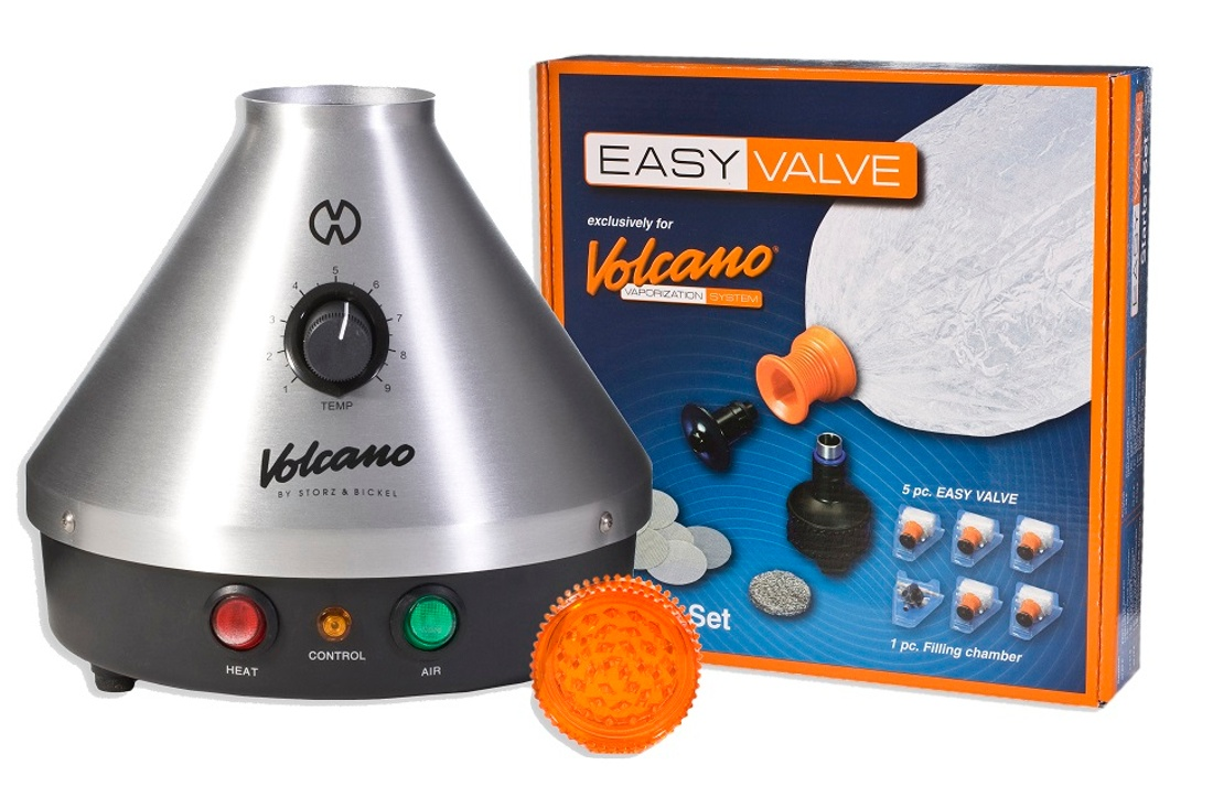Classic Volcano Vaporizer by Storz & Bickel