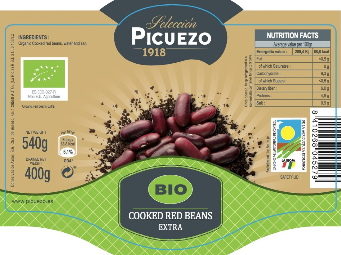 Bio red bean