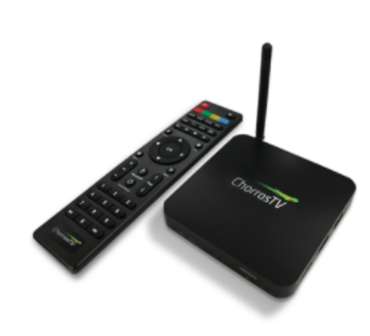ChorrosTV Set Top Box
