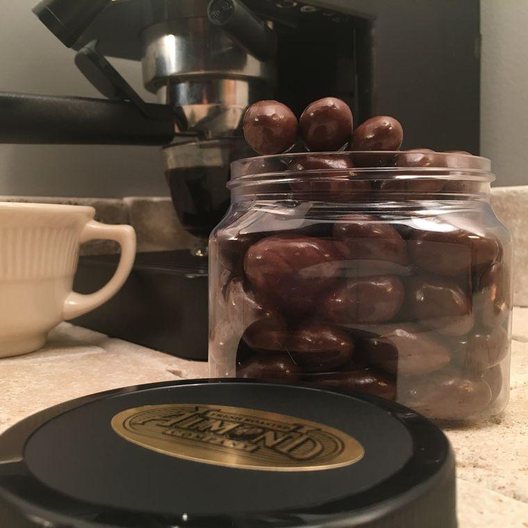 Chocolate Almonds Dairy Free