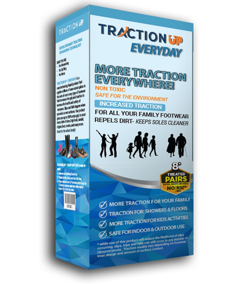Traction Up - Every Day