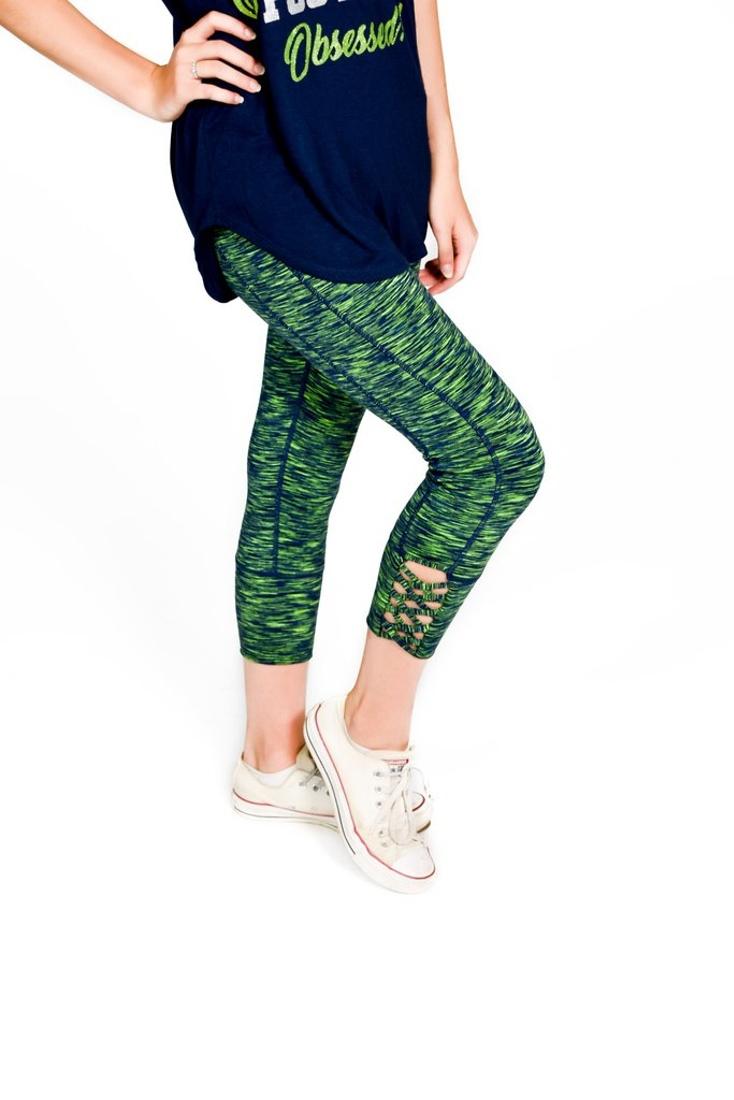 Yoga Pants Navy