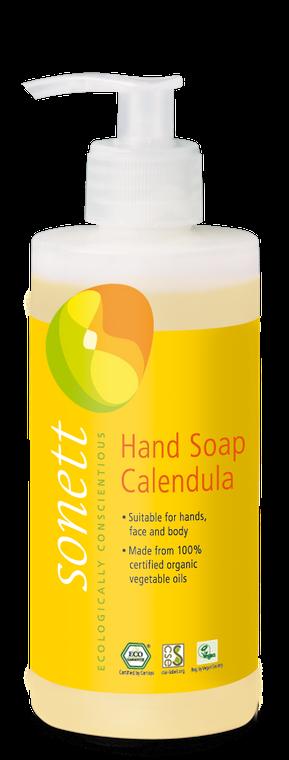 Sonett Eco Calendula Hand Soap 300 ml / 10 fl oz