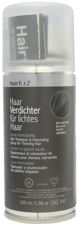 Hairfor2 Instant Hair Thickeners