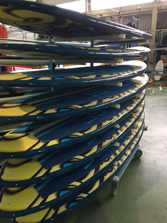 Watersport and Stand up paddleboards