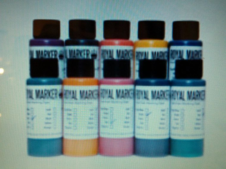Royal Marker Tissue Marking Dyes