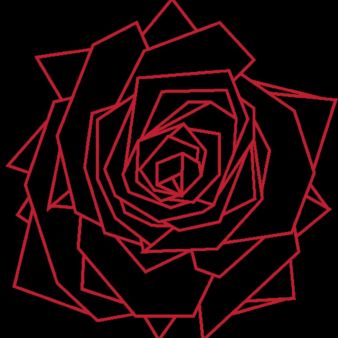 Ice Blue Vararii logo tee