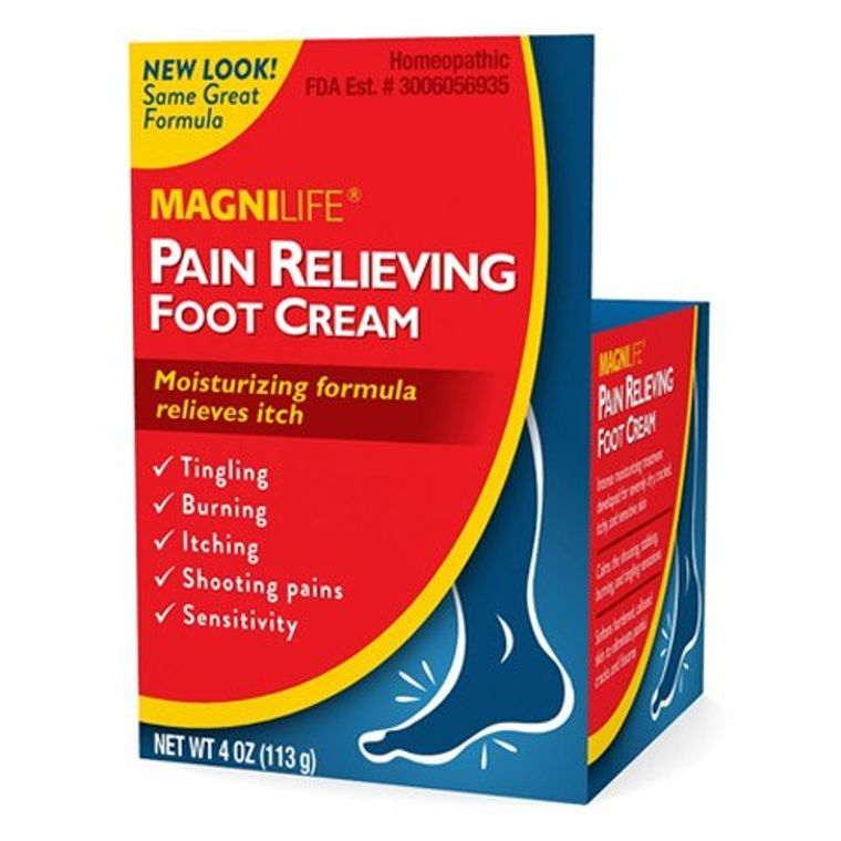 MagniLife Pain Relieving Foot Care Cream