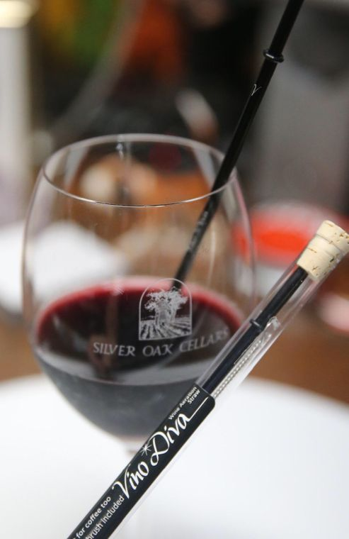Vino Diva Aeration Straw