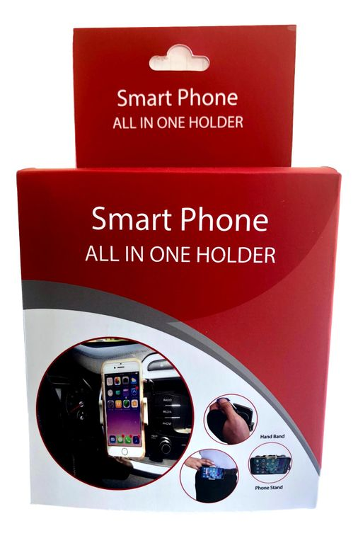 The Smart Phone All In One Holder