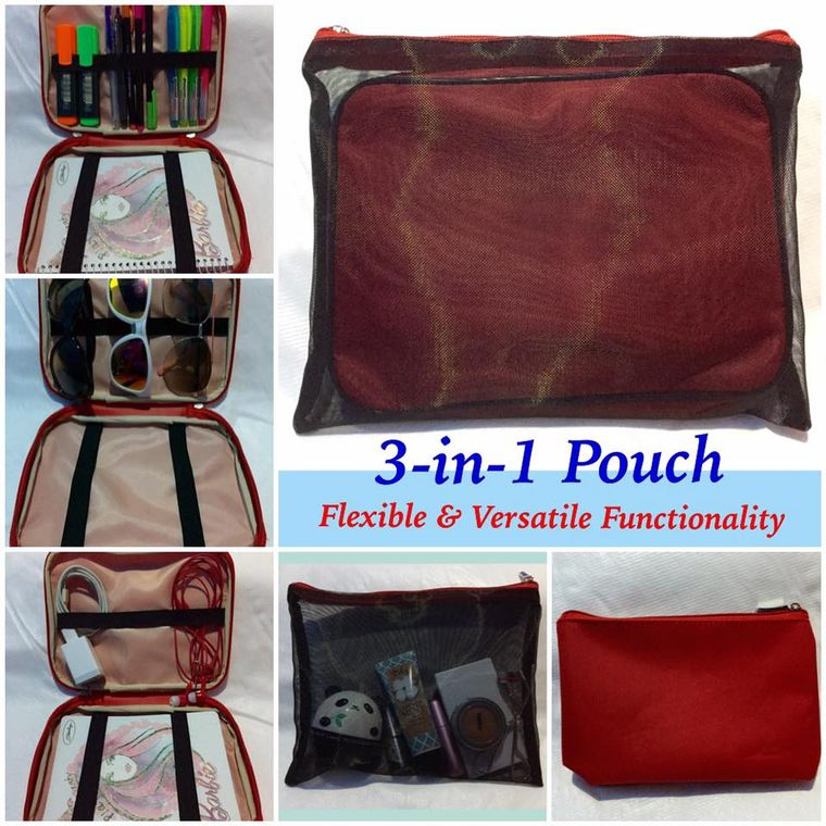 3-in-1 Pouch