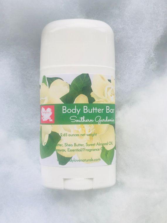 Body Butter Bar - Southern Gardenia