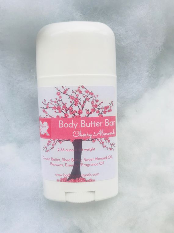 Body Butter Bar - Cherry Almond