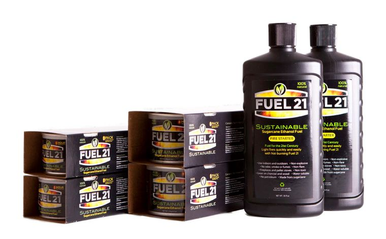 Fuel 21 three pack of 2 hour cans