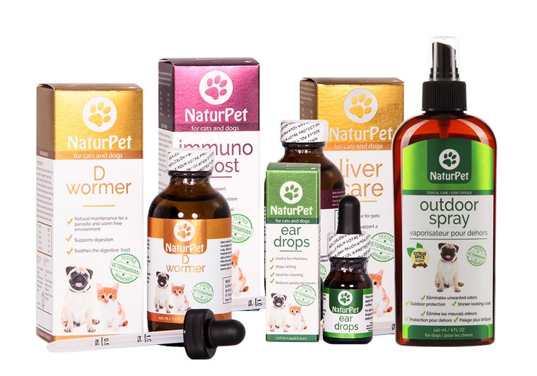 NaturPet Herbal Remedies