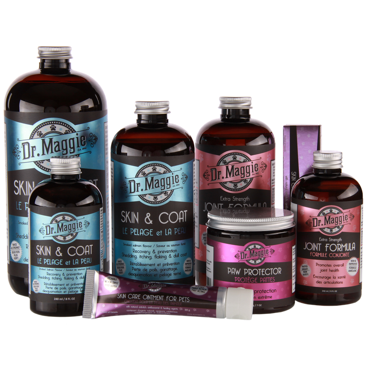 Dr. Maggie Pet Health Products