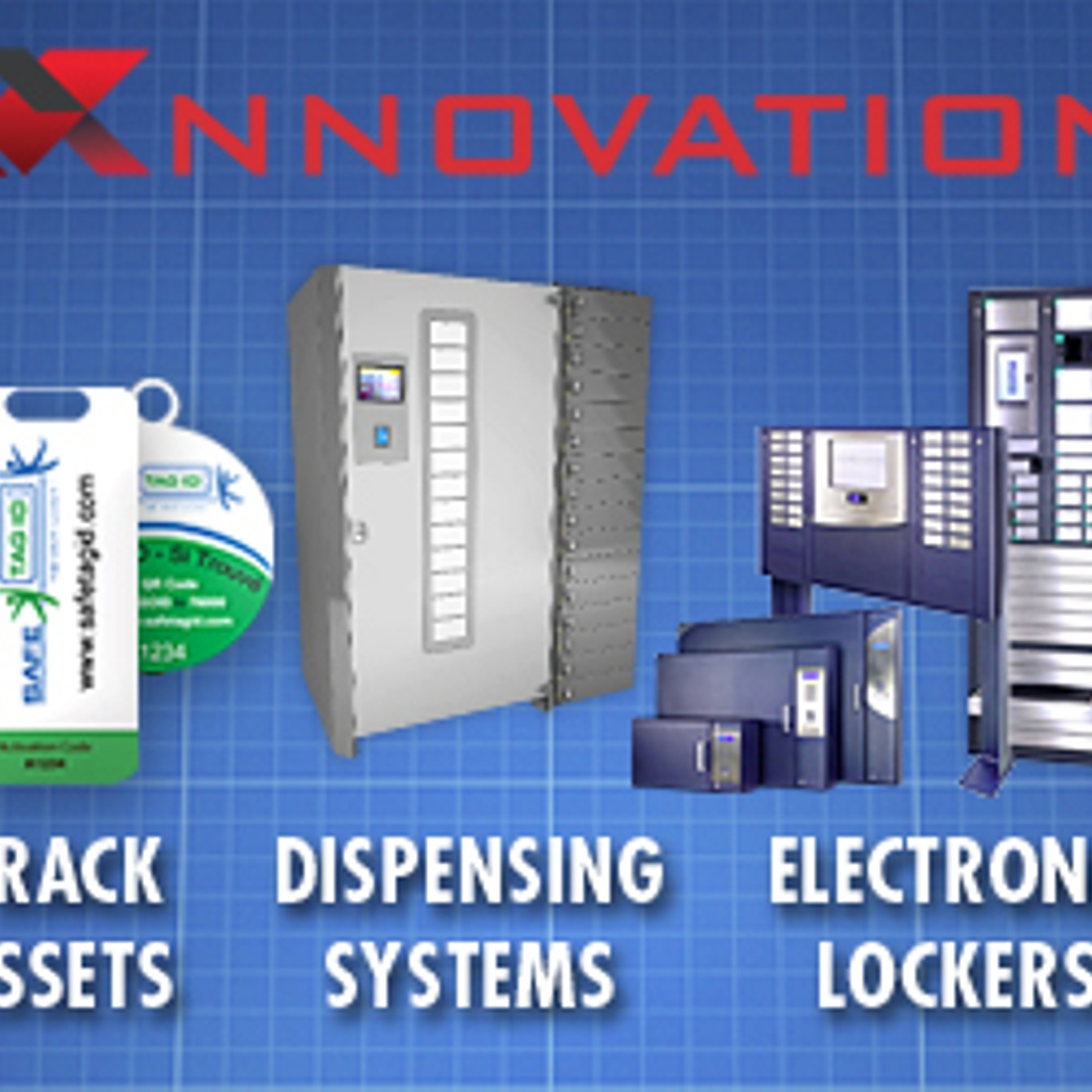 Intelligent and Automated Key and Storage Cabinet Solutions