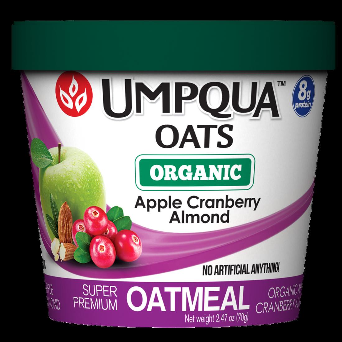 Organic Apple Cranberry Almond
