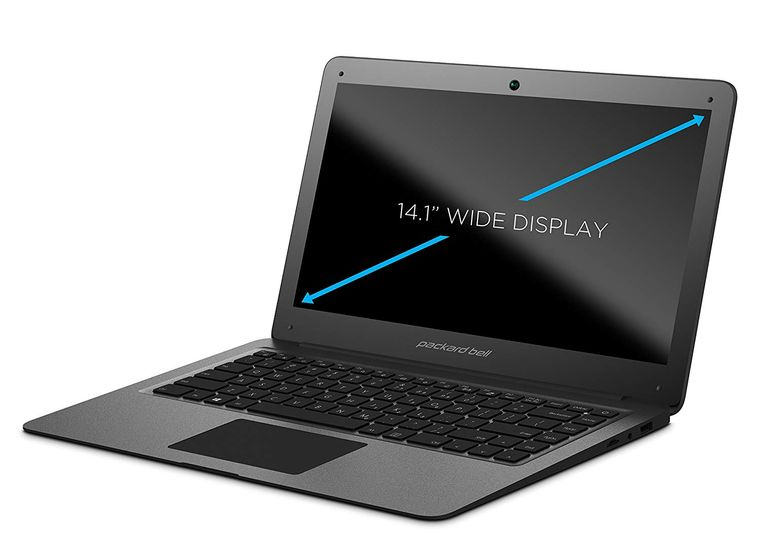 """Packard Bell 14.1"""" Laptop"""