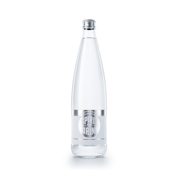 Premium Natural Mineral Water 750ml Glass Still