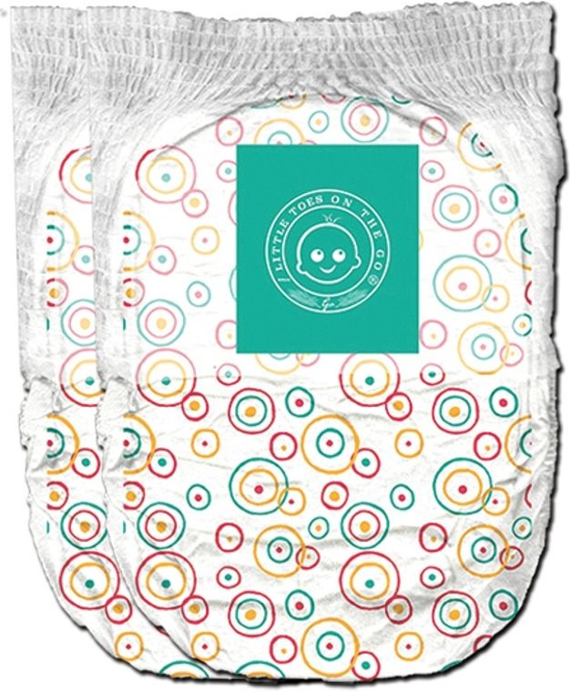 CONVENIENCE ON THE GO 2X SWIMMY DIAPERS (SIZE: SMALL)