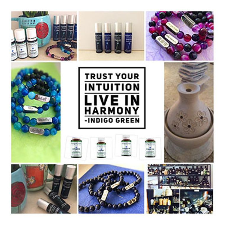 Aromatherapy jewelry & Essential Oils