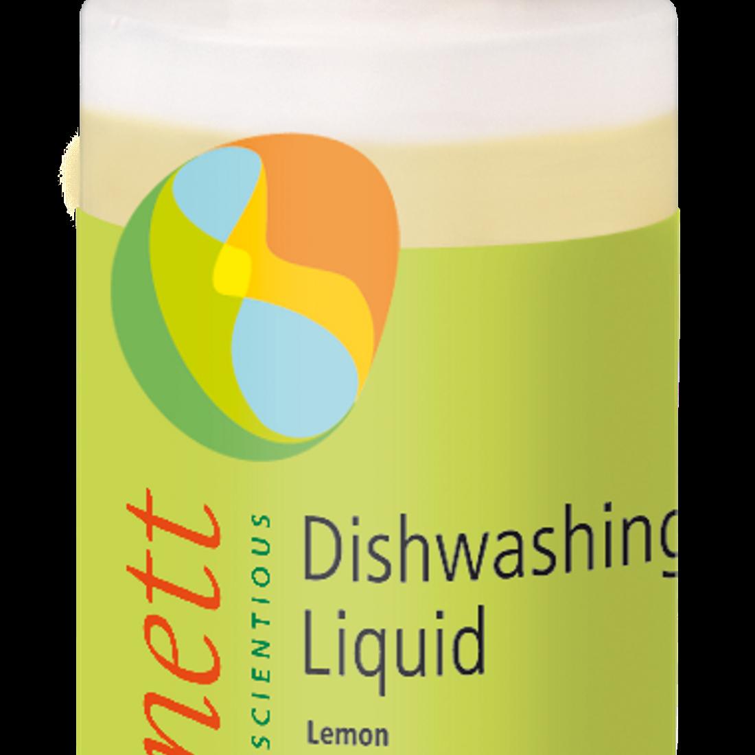Sonett Eco Dishwashing Liquid Lemon 10 fl oz./ 300 ml
