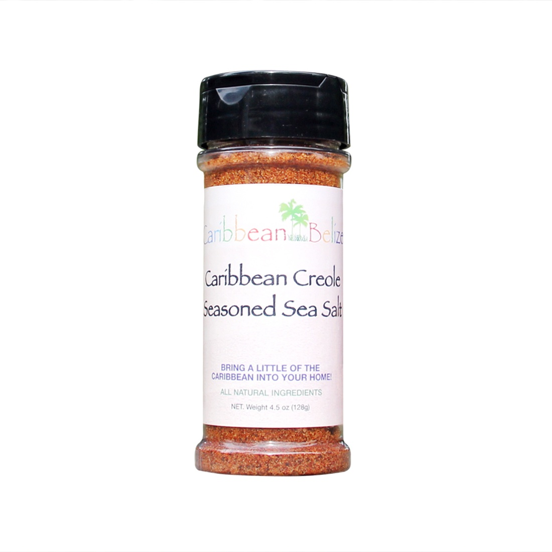 Caribbean Creole Seasoned Sea Salt
