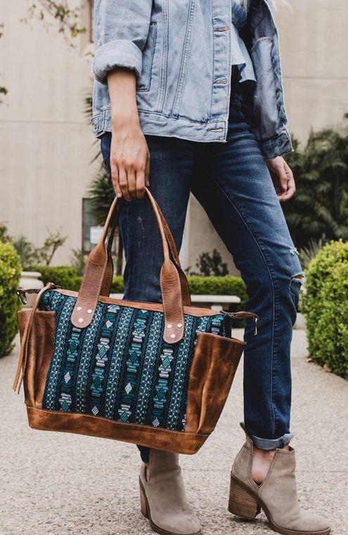 Artisan Convertible Day Bag