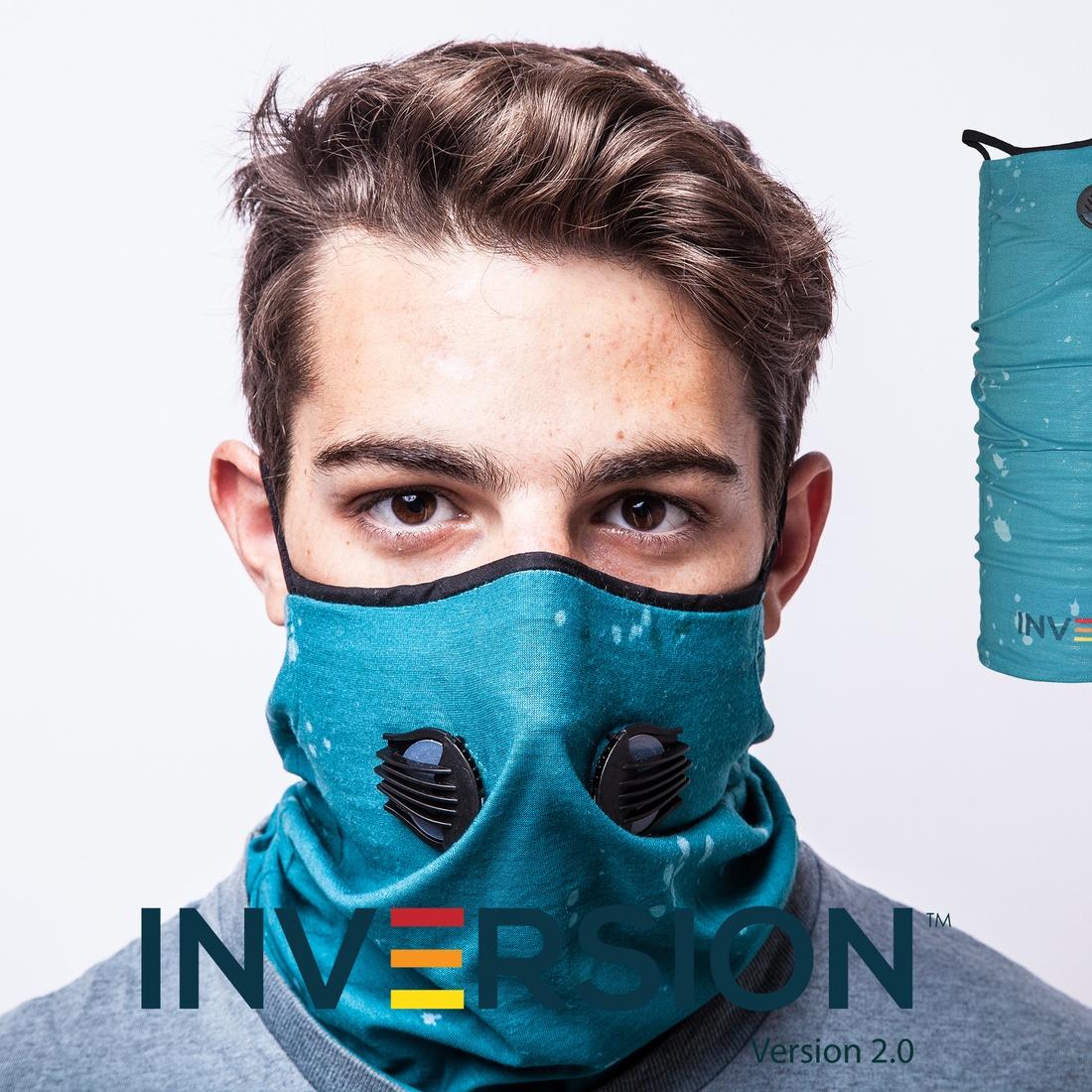 Inversion Pollution Gaiter