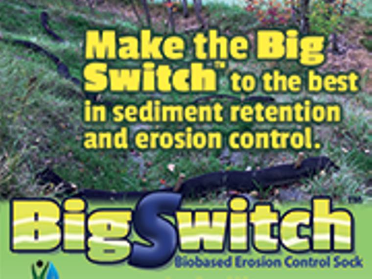 Big Switch® Erosion/Filtration Medium