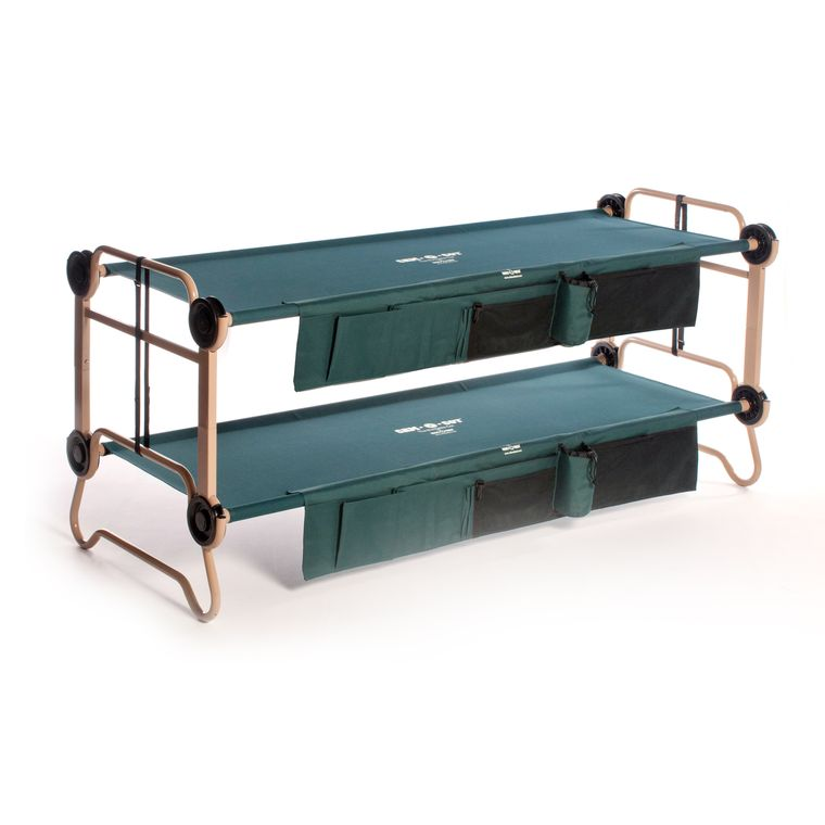 Disc-O-Bed Portable Bunk and Sleep Solutions