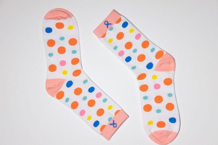 iNFable Foster Care Awareness socks