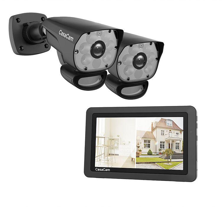 VS1002 Video Surveillance System
