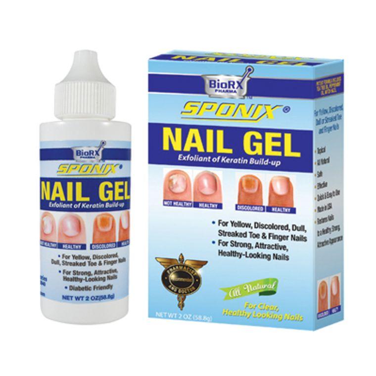 Sponix Nail Gel