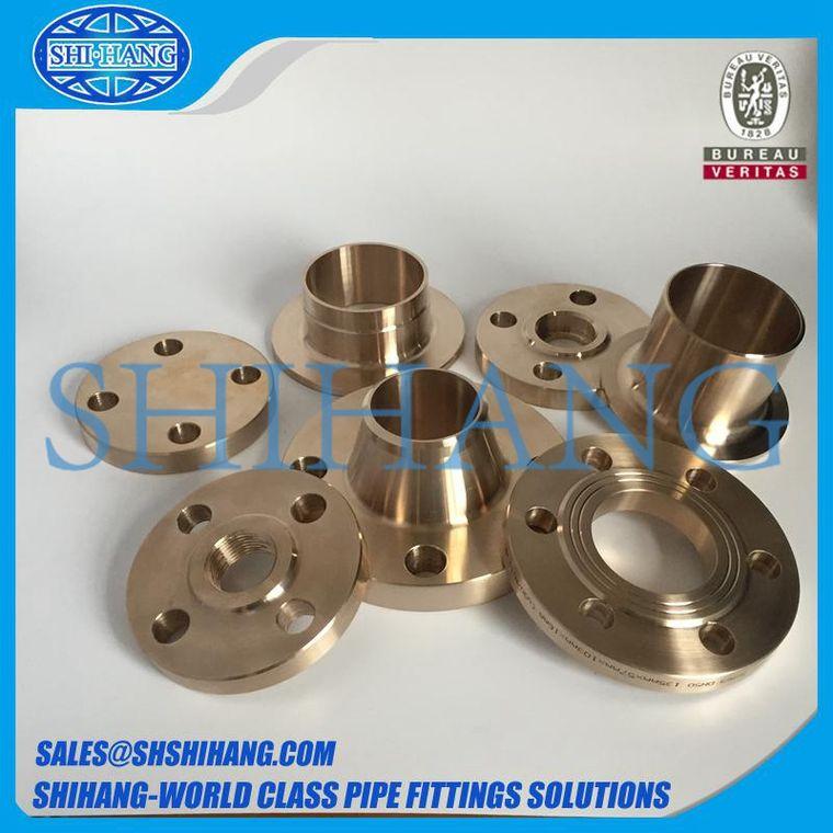 copper nickel flanges