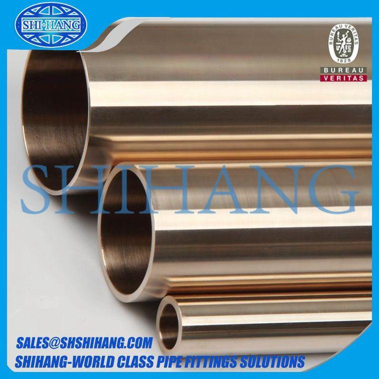 Copper Nickel CuNi 90/10 C70600 Pipes