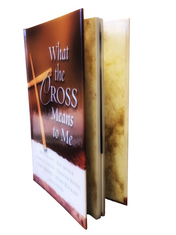 """What the Cross Means to Me"" book"
